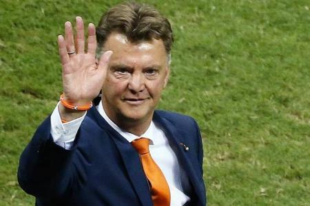 Van Gaal: I banked on Krul's extra wingspan