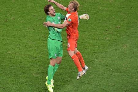 Super-sub Krul saves two penalties on short debut