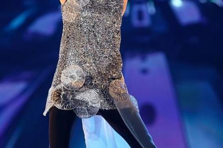 Stefanie Sun's rocking comeback concert at National Stadium