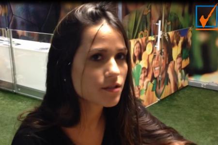 Neil in Brazil: Fans on Neymar's injury