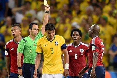Desperate Brazil appeal Silva suspension