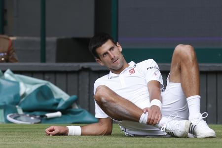 Wimbledon: Dazzling Djokovic savors victory over Federer