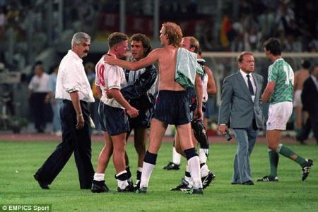 Look back at five epic World Cup semi-finals