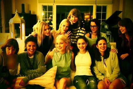 Name the celebs! At Taylor Swift's star-studded Fourth of July bash