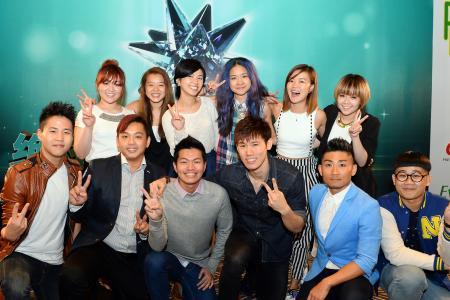 'Bathroom singer' makes final 12 in Project Superstar 2014