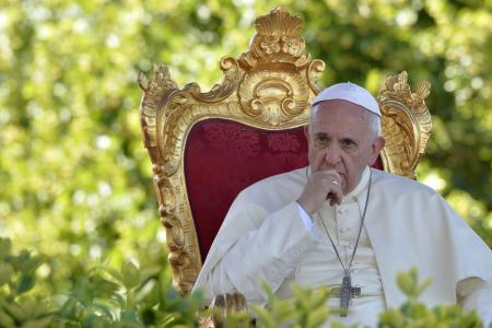 I beg your forgiveness, Pope tells church's sex abuse victims