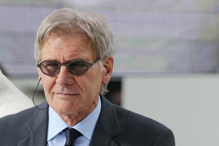 Harrison Ford injury to halt Star Wars production for two weeks