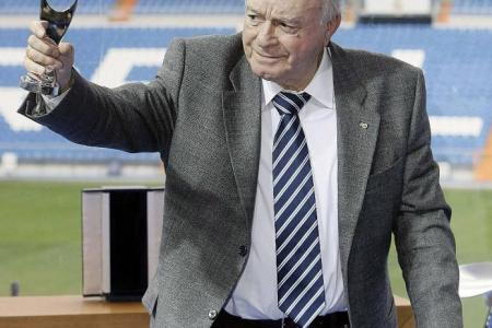 Tributes pour in for Argentina legend Di Stefano