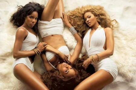Beyonce has step-sister, 4?