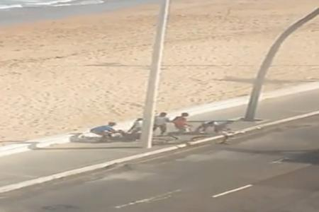 Beng in Brazil: Daylight robbery