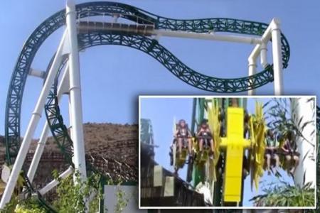 Teen thrown off roller coaster dies