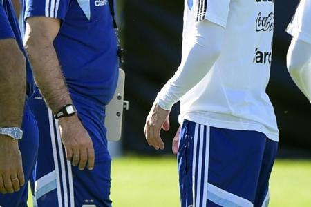 Van Gaal and Robben will send Argentina home