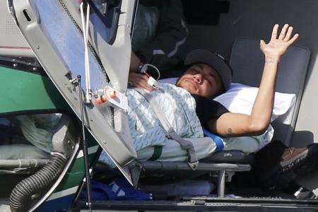 For Neymar! Scolari rallies Brazil to win for fallen star