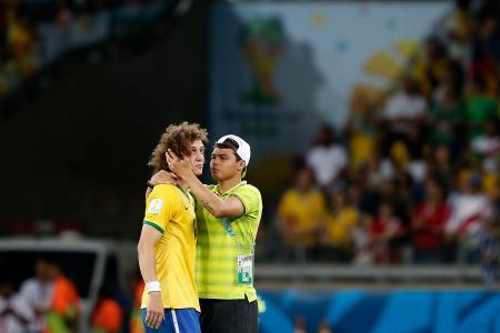 GALLERY: #sadface and #happyface after Brazil v Germany