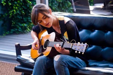 Boy, she can sing