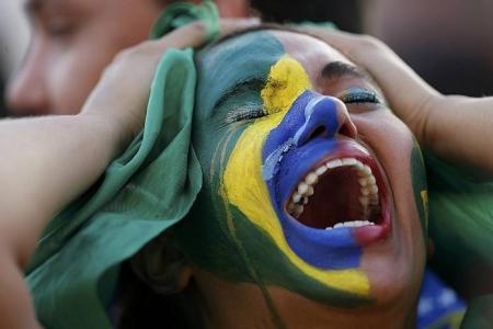 Brazil's blackest day as Germany thrash Selecao 7-1