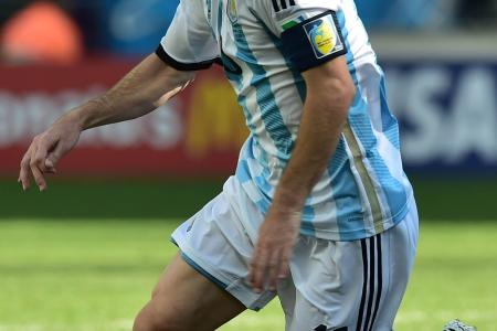 Messi eyes World Cup glory