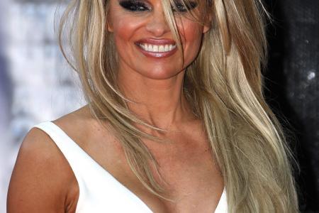 Pamela Anderson divorces Rick Salomon for the second time