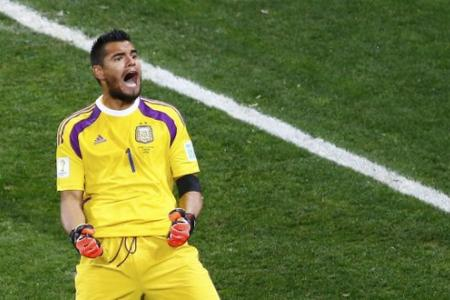 5 facts about Argentina's Sergio Romero