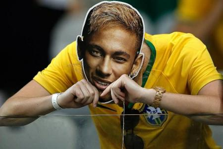 Brazil's hurt, but they will rise again