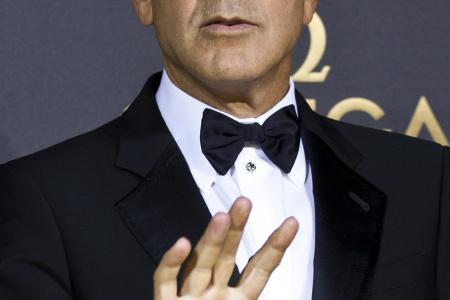 George Clooney responds to 'fictitious' report about fiancee's mum