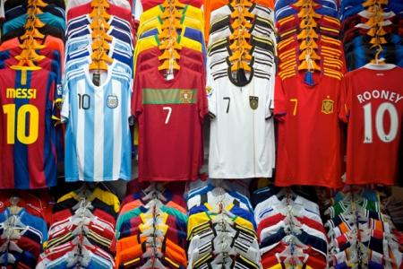 Fake World Cup jerseys worth over S$23,000 seized