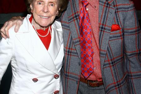 Supermodels mourn Ford Models founder Eileen Ford, who died at 92