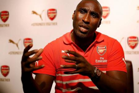 Sol Campbell: England were 'absolutely awful'