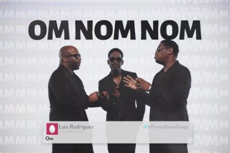 Boyz II Men make sexiest fast food song ever for Wendy's