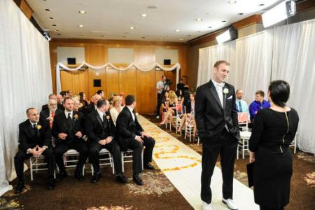 Total strangers get married in this crazy new TV series