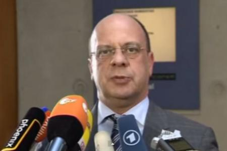 German MP admits to crystal meth use