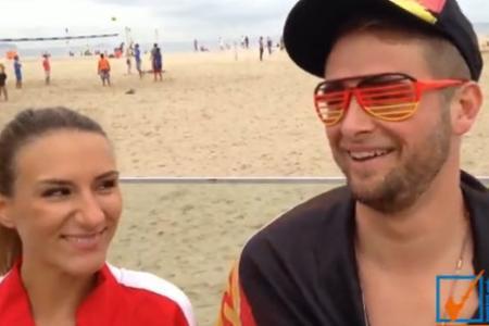 Neil in Brazil: What will happen during Germany v Argentina? Fans speak
