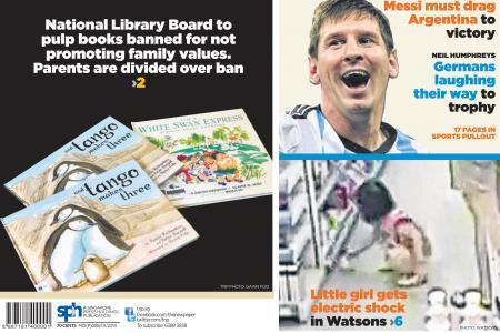 Writers boycott NLB event over book ban