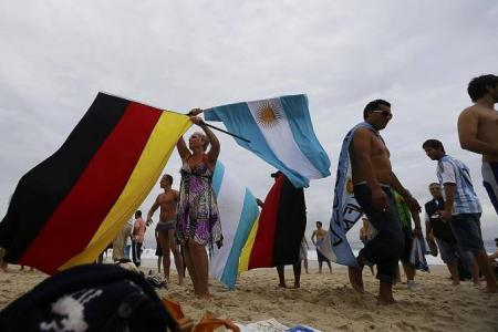 Why Germany should fear Argentina in final