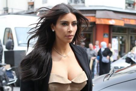 Kim Kardashian to pregnant mums: 'Hide! Never leave the house!'