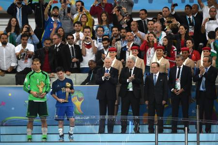 The Golden boys of the 2014 World Cup