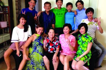 Theatre director Loretta Chen says family support saved her during darkest days