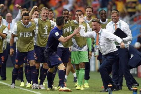 Van Gaal's World Cup heroics will help him succeed at United