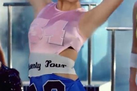 Korean singer's song Nice Body slammed