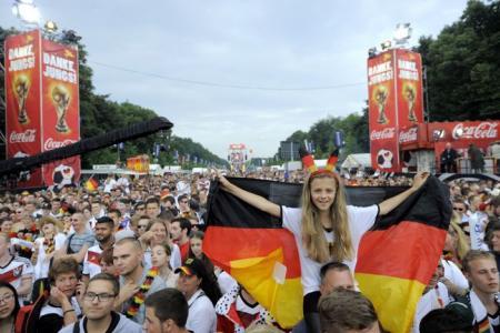 GALLERY: Germany celebrates