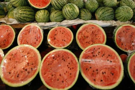 Connecticut man accused of stabbing watermelon as threat to wife