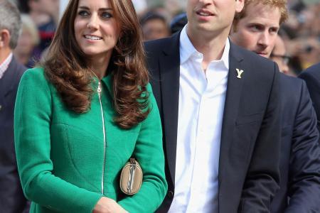 Vanity Fair denies photoshopping Prince William's hair