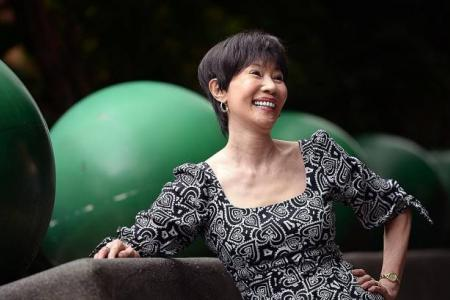 Politics not for me says author Catherine Lim