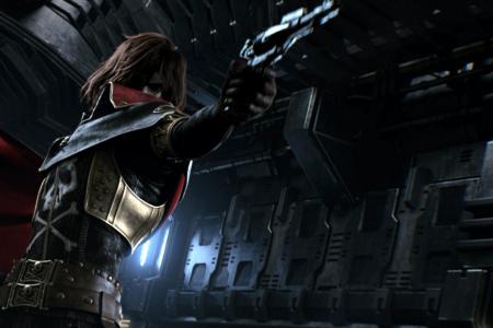Captain Harlock hits screens in CGI spectacular
