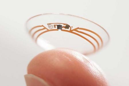 'Smart' contact lenses to help diabetics