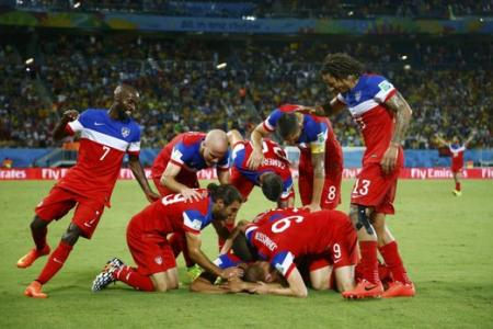 US World Cup win over Ghana named 'Best Moment' at ESPYs