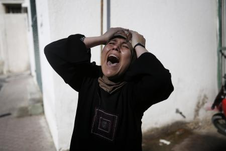 Israel, Hamas agree to five-hour ceasefire after 4 children killed