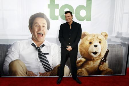 Seth MacFarlane sued for stealing idea for Ted