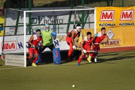 Hockey boys boost Asiad hopes with wins over Oman