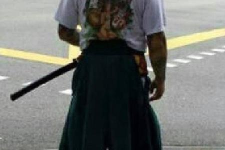 Seven weeks jail for samurai-wannabe for terrifying MRT commuters